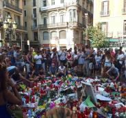 المشتبه بارتكابهم الاعتداءات في برشلونة خططوا لهجوم اوسع