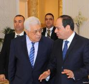 عباس والسيسي