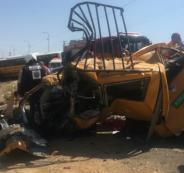 ارزيقات: ألف حادث سير منذ مطلع رمضان.. ومن أسباب حادث اليوم تجاوز خاطئ وسرعة كبيرة