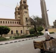 حبس متورطين بتفجير الكنيستين