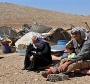الاحتلال يوقف بناء ثلاثة بركسات في الأغوار الشمالية