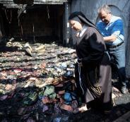 تبرئة يهودي متهم بحرق كنيسة الخبز والسمك في طبريا