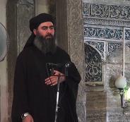أبو بكر البغدادي حي ويختبئ بوادي الفرات