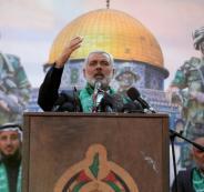 خطاب هنية في انطلاقة حماس 30
