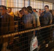 العمال الفلسطينين في اسرائيل
