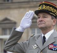 رئيس أركان الجيوش الفرنسية