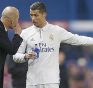 بقاء رونالدو في ريال مدريد