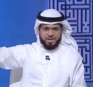 طرد وسيم يوسف من مسجد الشيخ زايد الكبير