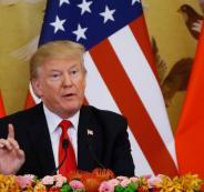 ترامب يفرض عقوبات على الصين