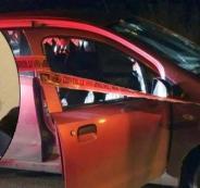 22 رصاصة أطلقت على سيارة المستوطن القتيل