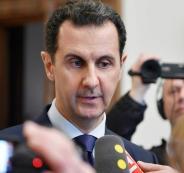 بشار الأسد والشعب السوري