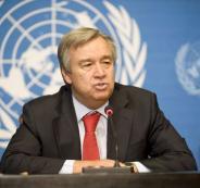 الأمين العام للأمم المتحدة: ليبرمان كاذب