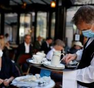 المطاعم والحانات وفيروس كورونا