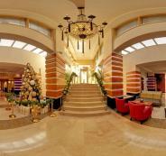 الفنادق في فلسطين