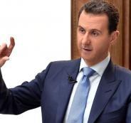 الولايات المتحدة وبشار الأسد