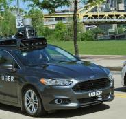 اوبر وسيارات ذاتية القيادة