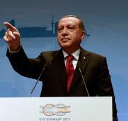 اردوغان والغاز
