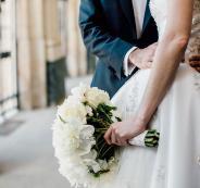 زفاف جماعي في نابلس