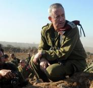 غانتس والحرب على غزة