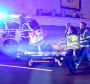الهجوم على مسجد في لندن