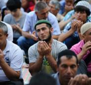 المسلمين في روسيا وشارلي ايبدو