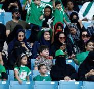 الجمعة تبدأ الملاعب السعودية بالسماح للنساء بمشاهدة المباريات