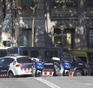 حادث دهس في فرنسا