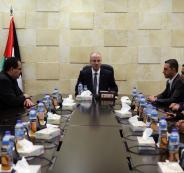الحمد الله : الحكومة ملتزمة بالاتفاقيات الموقعة مع اتحاد المعلمين