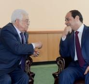 الرئيس عباس يشكر السيسي على مواقفه في قمة الرياض