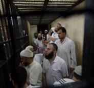 محكةمصرية تقضي باعدام متهمين بقتل عناصر امن