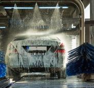 غرامة 500$ لكل من يغسل سيارته في القاهرة