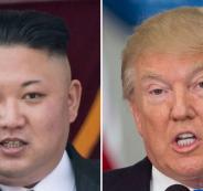 كوريا الشمالية والولايات المتحدة