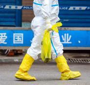 عالم صيني وفيروس كورونا