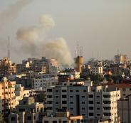 قصف اسرائيلي يستهدف شمال غزة