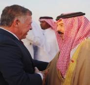 العاهل الاردني في البحرين