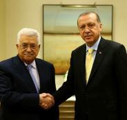 اردوغان وعباس