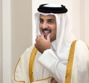 تصريحات امير قطر