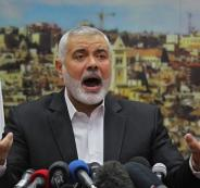 هنية ونقل السفارة الاسرائيلية الى القدس
