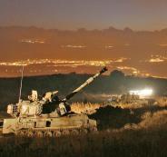 اسرائيل تقصف اهدافا في سوريا