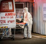 وفيات في اسرائيل بسبب كورونا