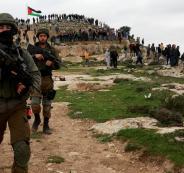 خطة الضم واسرائيل