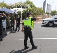 الاصابات والوفيات بكورونا في اسرائيل