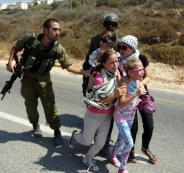 اعتقال أطفال فلسطينيين