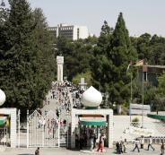 الطلاب الفلسطينيين في الجامعات الاردنية