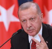 اردوغان وبشار الأسد