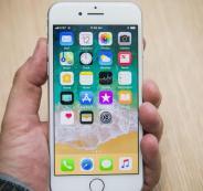 بطارية هاتف آيفون 8