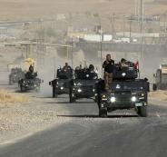 قتلى مدنيين في معركة الموصل