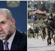 الهباش وحماية الشعب الفلسطيني