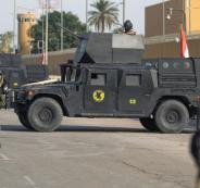المنطقة الخضراء في العراق