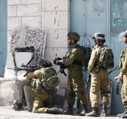 اصابات في مواجهات مع الاحتلال